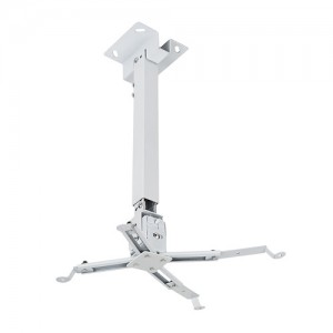 پایه ویدئو پروژکتور اسکوپ سقفی 43-65 سانتی متر