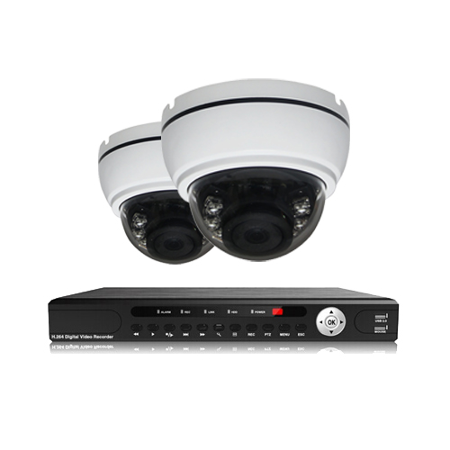 پکیج دوربین مداربسته AHD سانی Sany CCTV Camera Package 2Pcs