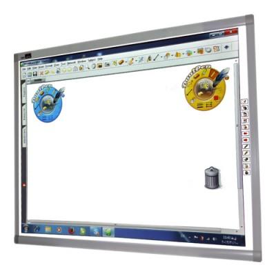 تخته وایت برد هوشمند دو کاربره الیوتی Olivetti Smart Board