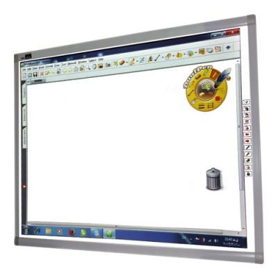 تخته وایت برد هوشمند تک کاربره الیوتی Olivetti Smart Board