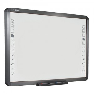 تخته وایت برد هوشمند کومو Qomo Interactive WhiteBoard QWB879