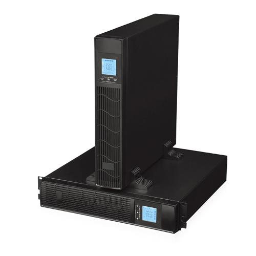 یو پی اس لاین اینتراکتیو UPS 1200VA باتری خارجی Niroosan Ecopower-external Line Interactive