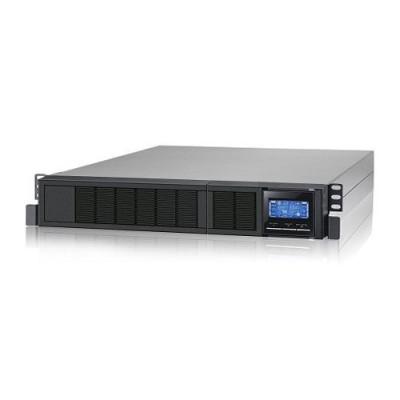 یو پی اس رک مونت لاین اینتراکتیو UPS 1KVA باتری خارجی Niroosan Sinus-line Line Interactive