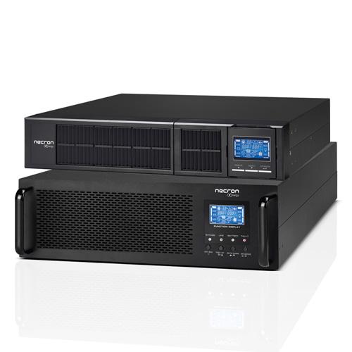 یو پی اس رک مونت لاین اینتراکتیو UPS 2000VA باتری داخلی Niroosan Ecopower Line Interactive