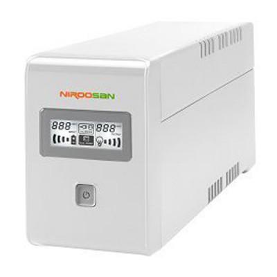 یو پی اس لاین اینتراکتیو UPS 700VA باتری خارجی Niroosan Supercharger Line Interactive