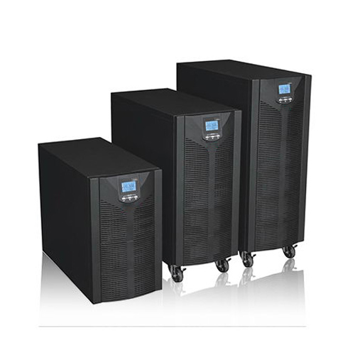 یو پی اس آنلاین سه فاز به تک فاز UPS 10KVA 3/1 باتری خارجی Niroosan Hi-Tech Online