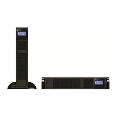 یو پی اس آنلاین تک فاز رک مونت UPS 3KVA باتری خارجی Niroosan Hitech-Rackmount Online