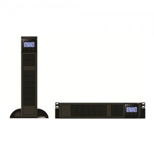 یو پی اس آنلاین تک فاز رک مونت UPS 6KVA باتری خارجی Niroosan Hitech-Rackmount Online